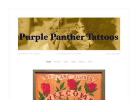 purplepanthertattoos.com