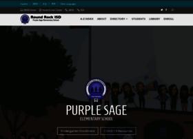 purplesage.roundrockisd.org