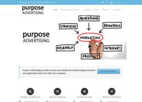 purposeadvertising.com