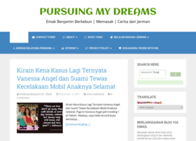 pursuingmydreams.com