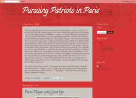 pursuingpatriotsinparis.blogspot.ru
