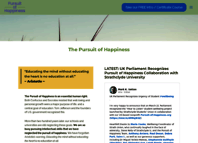 pursuit-of-happiness.org