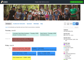 pursuitnewyork2018.sched.com