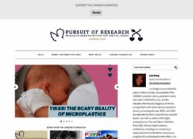 pursuitofresearch.org