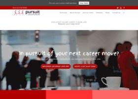 pursuitrecruitment.co.uk