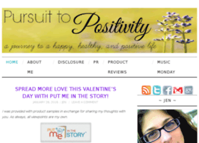 pursuittopositivity.com