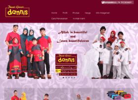 pusatgrosirdannis com grosir dannis baju muslim busana
