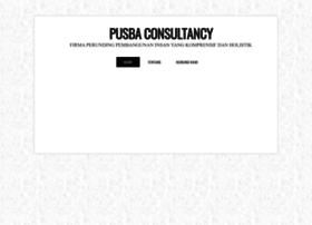 pusbaconsultant.blogspot.com
