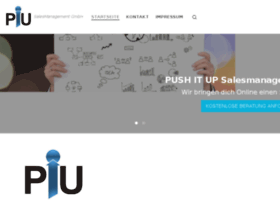 push-it-up.at