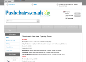 pushchairs.co.uk