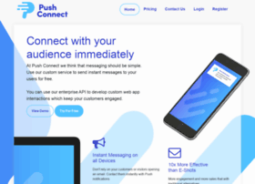 pushconnect.tech