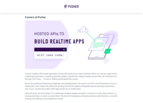pusher.workable.com