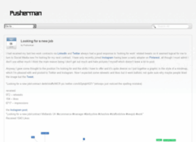 pusherman.co.uk
