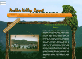pushkarvalleyresort.com