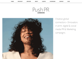 pushpr.co.uk