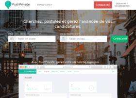 pushprivate.com