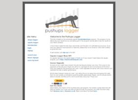 pushupslogger.com