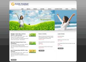 puspapharma.com