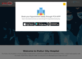 putturcityhospital.com