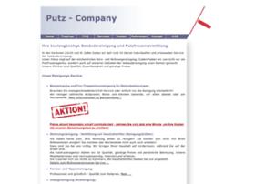 putz-company.ch