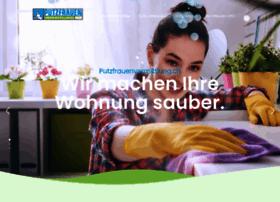 putzfrauenvermittlung.ch