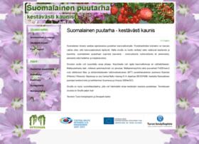 puutarha.turunkesayliopisto.fi