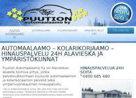 puutionautomaalaamo.fi