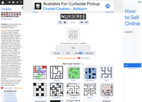 puzzle-nurikabe.com
