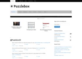 puzzlebox.io