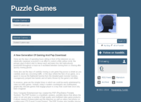 puzzlegamesnews.tumblr.com