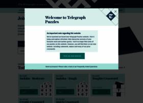 puzzles.telegraph.co.uk