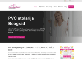 pvcalustolarija-lenaplast.com