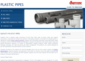 pvcplasticpipes.in