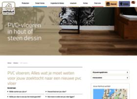 pvcvloer-aanhuis.nl