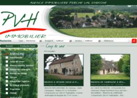 pvh-immobilier.com