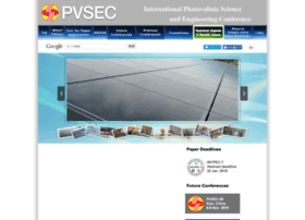 pvsec.org