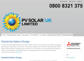 pvsolaruk.co.uk