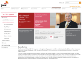 pwc-ceosurvey-benchmarking.com