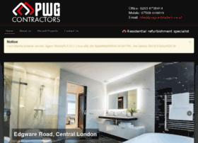 pwgcontractors.co.uk