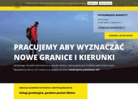 pwgeodezja.pl