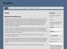 pwnyplexy.net