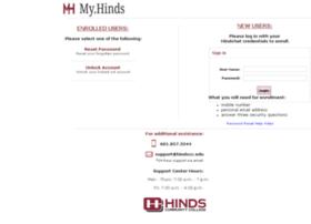 pwreset.hindscc.edu