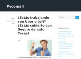 pycomall.com