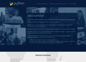 pycon.org