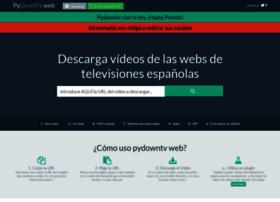 pydowntv.com