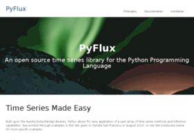 pyflux.com