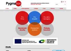 pygmalion.cz