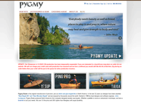 pygmyboats.com