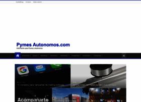 pymesautonomos.com