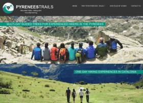pyreneestrails.com